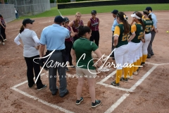 CIAC Softball - NVL Tournament SF's - #2 Holy Cross 3 vs. #3 Torrington 2 - Photo (4)