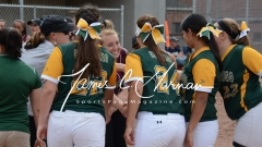 CIAC Softball - NVL Tournament SF's - #2 Holy Cross 3 vs. #3 Torrington 2 - Photo (5)