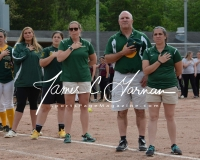 CIAC Softball - NVL Tournament SF's - #2 Holy Cross 3 vs. #3 Torrington 2 - Photo (7)