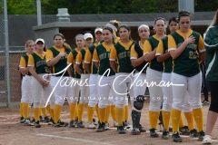 CIAC Softball - NVL Tournament SF's - #2 Holy Cross 3 vs. #3 Torrington 2 - Photo (8)