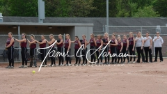 CIAC Softball - NVL Tournament SF's - #2 Holy Cross 3 vs. #3 Torrington 2 - Photo (9)