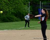 Gallery CIAC Softball; NVL Tournament QF's - St. Paul 6 vs. Watertown 2 - Photo # 003 (3)
