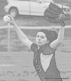 Gallery CIAC Softball; NVL Tournament QF's - St. Paul 6 vs. Watertown 2 - Photo # 003 (71)