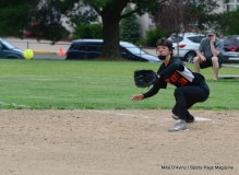 Gallery CIAC Softball; NVL Tournament QF's - St. Paul 6 vs. Watertown 2 - Photo # 003 (77)