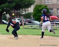 Gallery CIAC Softball; NVL Tournament QF's - St. Paul 6 vs. Watertown 2 - Photo # 003 (79)