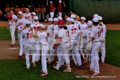 CIAC BASE; Class M Finals - Wolcott vs. St. Joseph - Photo # 956