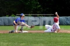 Galley CIAC BASE; Wolcott 8 vs. Haddam-Killingworth 0 - Photo # 926