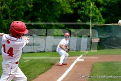 Galley CIAC BASE; Wolcott 8 vs. Haddam-Killingworth 0 - Photo # 958