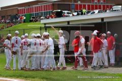 Galley CIAC BASE; Wolcott 8 vs. Haddam-Killingworth 0 - Photo # 992