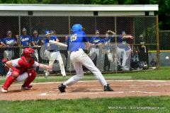 Galley CIAC BASE; Wolcott 8 vs. Haddam-Killingworth 0 - Photo # 1055