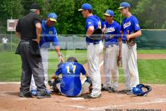 Galley CIAC BASE; Wolcott 8 vs. Haddam-Killingworth 0 - Photo # 1721