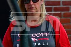 CIAC T. BASE, SF's; #1 Wolcott 3 vs. #5 Woodland 2 - Photo # 112