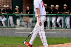 CIAC T. BASE, SF's; #1 Wolcott 3 vs. #5 Woodland 2 - Photo # 750