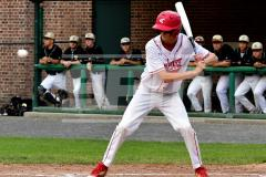 CIAC T. BASE, SF's; #1 Wolcott 3 vs. #5 Woodland 2 - Photo # 772