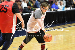 CIAC Unified Sports - Basketball - Pomperaug vs Fitch - Photo (3)