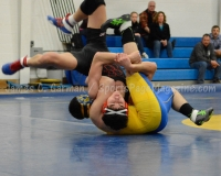 (1) CIAC Wrestling: Seymour 24 vs. Northwestern 39 -111