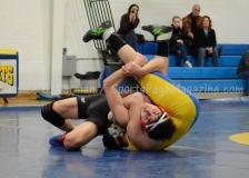(1) CIAC Wrestling: Seymour 24 vs. Northwestern 39 -112