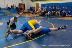 CIAC Wrestling Seymour 45 vs. St. Paul 33 (10)
