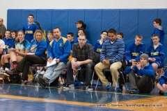 CIAC Wrestling Seymour 45 vs. St. Paul 33 (11)