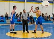 CIAC Wrestling Seymour 45 vs. St. Paul 33 (13)
