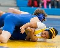CIAC Wrestling Seymour 45 vs. St. Paul 33 (17)