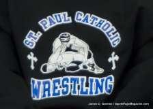 CIAC Wrestling Seymour 45 vs. St. Paul 33 (2)