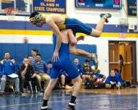 CIAC Wrestling Seymour 45 vs. St. Paul 33 (29)