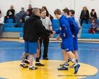 CIAC Wrestling Seymour 45 vs. St. Paul 33 (3)