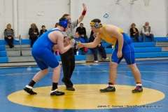 CIAC Wrestling Seymour 45 vs. St. Paul 33 (7)