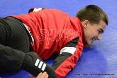 CIAC Wrestling Southington 55 vs Farmington 15 (11)