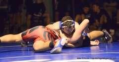CIAC Wrestling Southington 55 vs Farmington 15 (67)