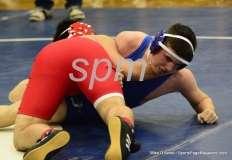CIAC Wrestling - Southington vs. Norwich Free Academy (106)