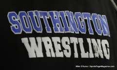 CIAC Wrestling Southington vs. Ridgefield (1)