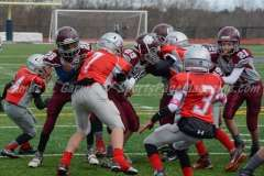 CT Pop Warner Football Div III 12U State Finals - Naugatuck 22 vs. Wolcott 0 - Photo (11)