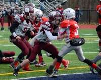 CT Pop Warner Football Div III 12U State Finals - Naugatuck 22 vs. Wolcott 0 - Photo (17)