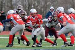 CT Pop Warner Football Div III 12U State Finals - Naugatuck 22 vs. Wolcott 0 - Photo (22)