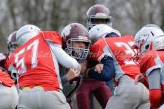 CT Pop Warner Football Div III 12U State Finals - Naugatuck 22 vs. Wolcott 0 - Photo (24)