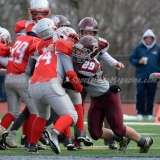 CT Pop Warner Football Div III 12U State Finals - Naugatuck 22 vs. Wolcott 0 - Photo (25)