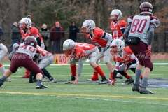 CT Pop Warner Football Div III 12U State Finals - Naugatuck 22 vs. Wolcott 0 - Photo (26)
