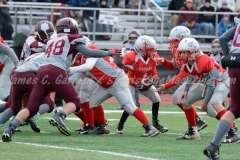 CT Pop Warner Football Div III 12U State Finals - Naugatuck 22 vs. Wolcott 0 - Photo (30)