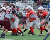 CT Pop Warner Football Div III 12U State Finals - Naugatuck 22 vs. Wolcott 0 - Photo (31)