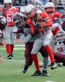 CT Pop Warner Football Div III 12U State Finals - Naugatuck 22 vs. Wolcott 0 - Photo (39)