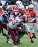CT Pop Warner Football Div III 12U State Finals - Naugatuck 22 vs. Wolcott 0 - Photo (40)