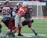 CT Pop Warner Football Div III 12U State Finals - Naugatuck 22 vs. Wolcott 0 - Photo (43)
