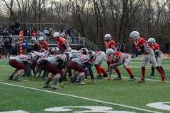 CT Pop Warner Football Div III 12U State Finals - Naugatuck 22 vs. Wolcott 0 - Photo (46)