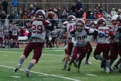 CT Pop Warner Football Div III 12U State Finals - Naugatuck 22 vs. Wolcott 0 - Photo (48)