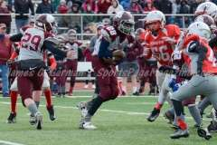 CT Pop Warner Football Div III 12U State Finals - Naugatuck 22 vs. Wolcott 0 - Photo (50)