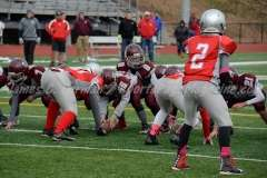 CT Pop Warner Football Div III 12U State Finals - Naugatuck 22 vs. Wolcott 0 - Photo (8)