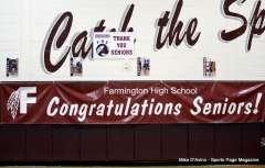 Farmington High Girls Volleyball Senior Night (1)