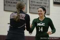 Farmington High Girls Volleyball Senior Night (16)